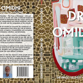 Dr. Omidh – For Freedom, Equality and Justice by Dr (Prof) Helmut Lauschke - R280.00