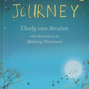 Huberta's Journey by Cecily van Straten - R220
