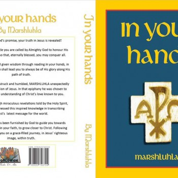 In your hands by Marshluhla – R180.00