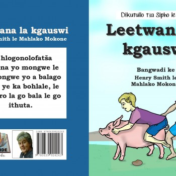 Leetwana la kgauswi by Henry Smith - R65.00