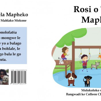Rosi o Tshela Mapheko by Colleen Clifford - R70.00