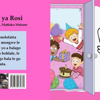 Phathi ya Rosi by Colleen Clifford - R70.00