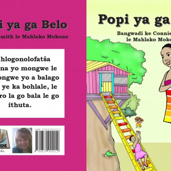 Popi ya ga Belo by Connie Smith - R65.00