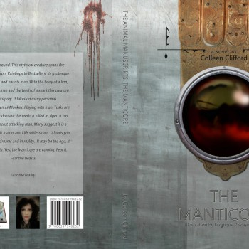 The Manticore By Colleen Clifford - R210.00