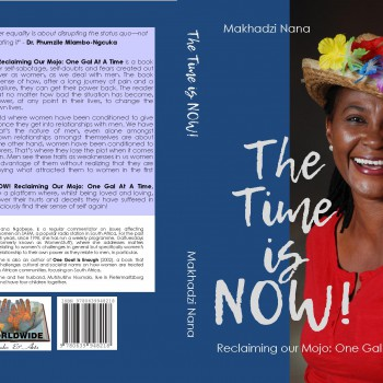 The time is NOW by  Nana Ngobese – R210.00