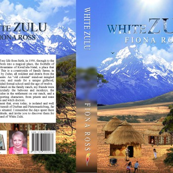 White Zulu by Fiona Ross – R270.00