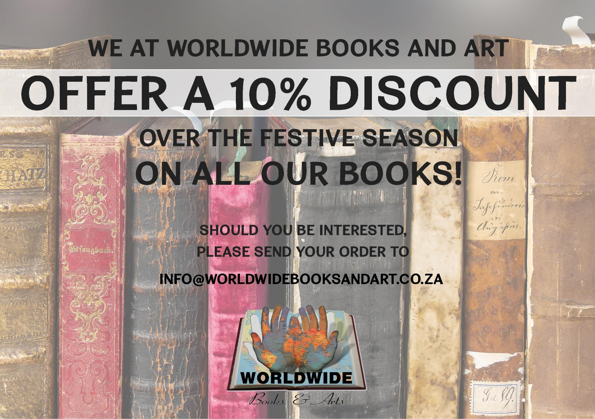 Ww 10 percent discount- books 2
